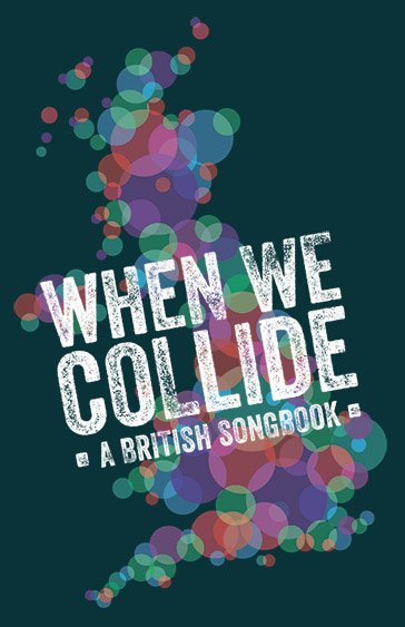 When we collide map logo image